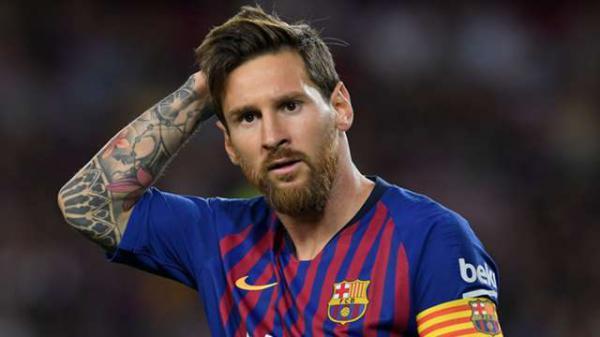 ไลโอเนลเมสซี่ (Lionel Messi)